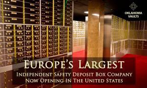 Safety Deposit Boxes Oklahoma