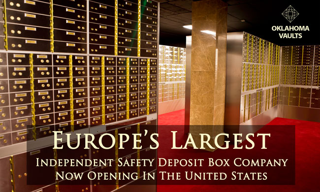 Safety Deposit Boxes Oklahoma